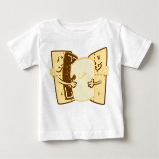 Étreinte de groupe t-shirt pour bébé