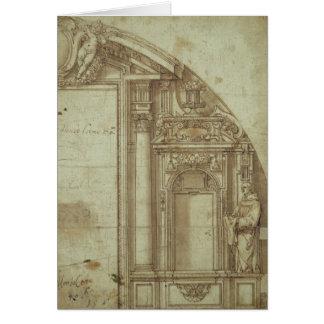 Étude architecturale cartes