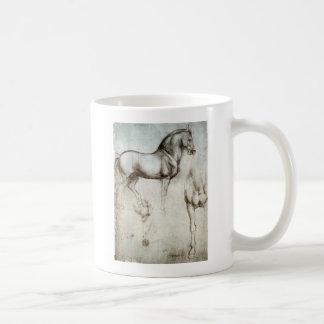 Étude de cheval mug