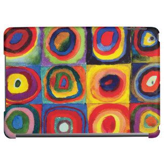 Étude de couleur par Wassily Kandinsky