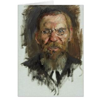 Étude pour un portrait de professeur Dr. Eduard Carte De Vœux