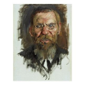 Étude pour un portrait de professeur Dr. Eduard Carte Postale