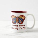 Étude pour voler tasse à café