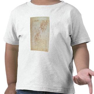 Études de Madonna et d'enfant T-shirts
