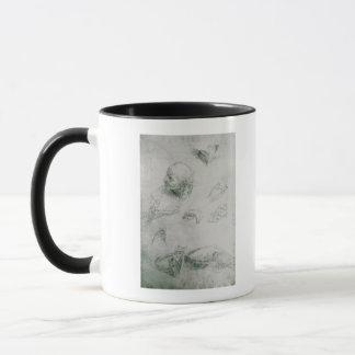 Études pour la figure de Bramante Mug