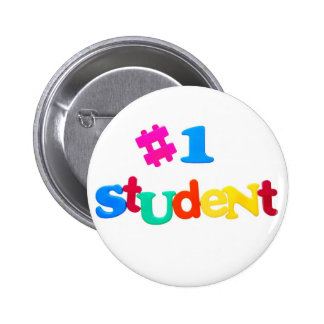 Étudiant #1 pin's