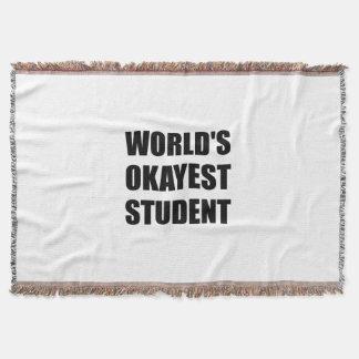 Étudiant d'Okayest des mondes Couverture