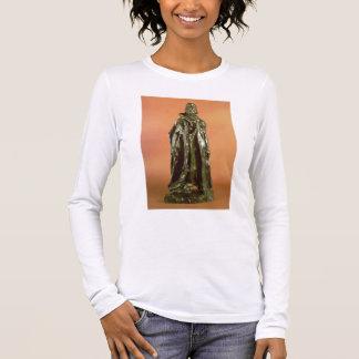 Étudiez pour Eustache De St Pierre, du bourgeois T-shirt À Manches Longues