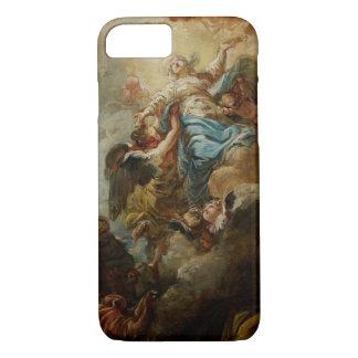 Étudiez pour l'acceptation de la Vierge, c.1760 2 Coque iPhone 8/7