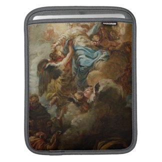 Étudiez pour l'acceptation de la Vierge, c.1760 2 Poches iPad