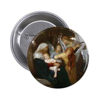 Étudiez pour les anges aux de Vierge par William Pin's