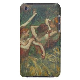 Étui Barely There iPod Edgar Degas | quatre saisons dans l'une tête,
