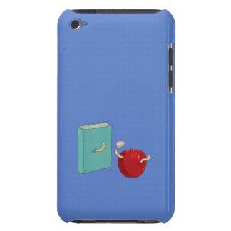 Étui Barely There iPod Livre et pomme