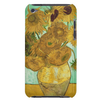 Étui Barely There iPod Tournesols de Vincent van Gogh |, 1888