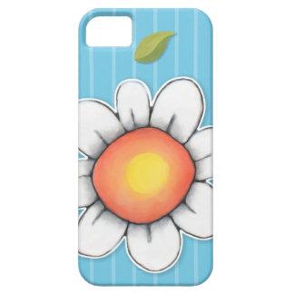 Étui de cartes bleu de l'iPhone 5 ID/Credit de joi