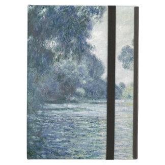 Étui iPad Air Branche de Claude Monet | de la Seine près de