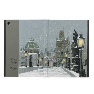 Étui iPad Air Couverture de Powis d'air d'iPad d'hiver de pont