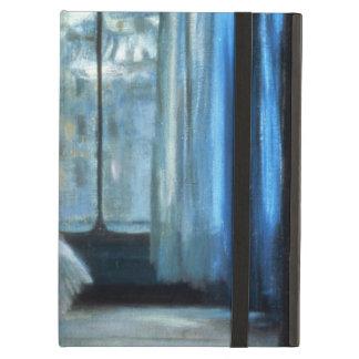 Étui iPad Air Danseur d'Edgar Degas | devant une fenêtre
