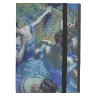 Étui iPad Air Danseurs de bleu d'Edgar Degas |, c.1899