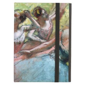 Étui iPad Air Edgar Degas | quatre ballerines sur l'étape