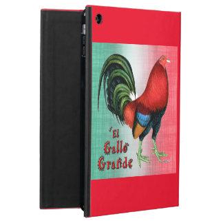 Étui iPad Air EL Gallo grand