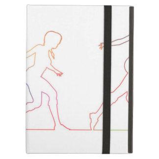 Étui iPad Air Étapes de fille de grandir la femelle dans