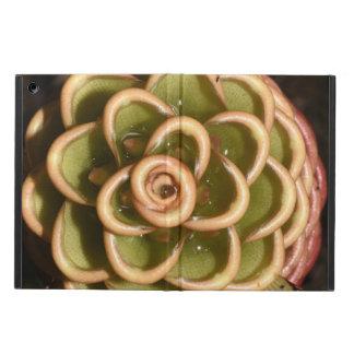 Étui iPad Air Fleur colorée tropicale - caisse d'air d'iPad sans
