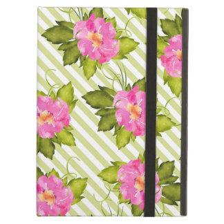 Étui iPad Air La fleur tropicale barre l'affaire no. d'air