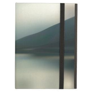 Étui iPad Air Lac dans les montagnes