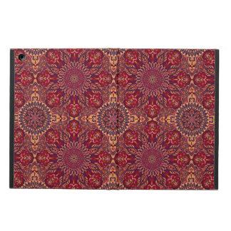 Étui iPad Air Motif floral ethnique abstrait coloré De de