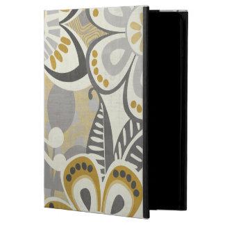 Étui iPad Air Motifs floraux contemporains