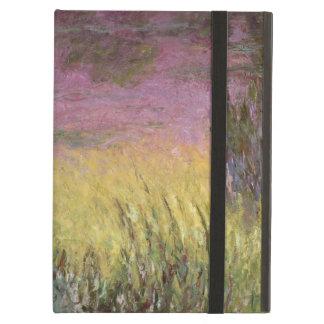Étui iPad Air Nénuphars de Claude Monet | au coucher du soleil