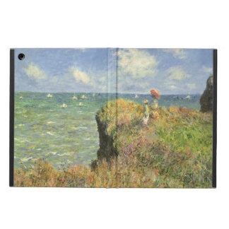 Étui iPad Air Promenade de falaise chez Pourville par Claude