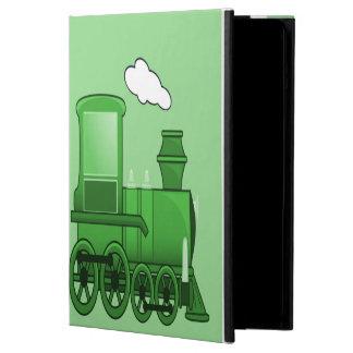 Étui iPad Air Train de vapeur