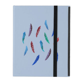 Étui iPad L'aquarelle fait varier le pas de la caisse de