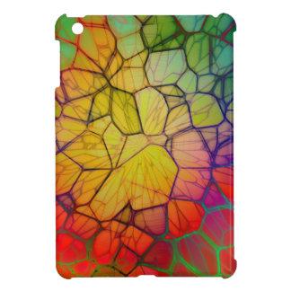 Étui iPad Mini Arc-en-ciel #2 abstrait