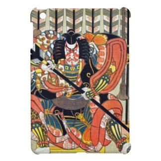Étui iPad Mini Art japonais d'ukiyoe (utagawa de kunisada)