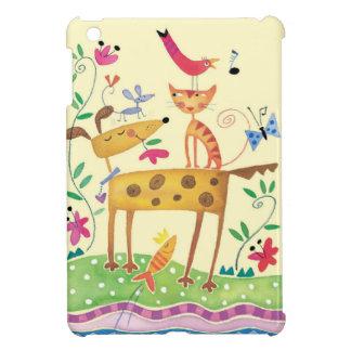 Étui iPad Mini Cadeaux d'anniversaire des animaux familiers -