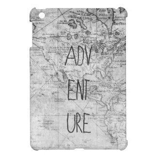 Étui iPad Mini Carte d'aventure