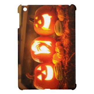 Étui iPad Mini Cas d'iPad de lanternes de Halloween Jack O mini