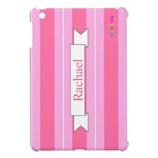 Étui iPad Mini Cas dur brillant d'iPad de HAMbyWG mini - fraise
