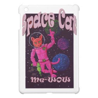 Étui iPad Mini Chat de l'espace