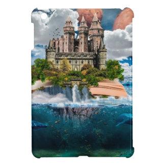 Étui iPad Mini Château de livre
