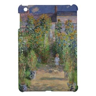 Étui iPad Mini Claude Monet | le jardin de l'artiste chez