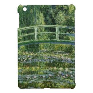 Étui iPad Mini Claude Monet - pont japonais