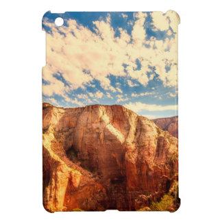 Étui iPad Mini Crépuscule de parc national de Zion