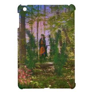 Étui iPad Mini Dans les bois