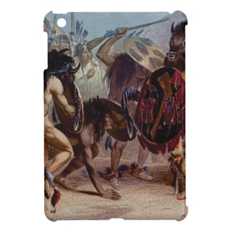 Étui iPad Mini Danse de bison