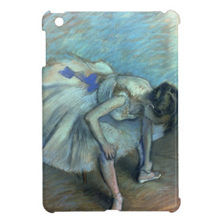 Étui iPad Mini Danseur assis par | d'Edgar Degas, c.1881-83