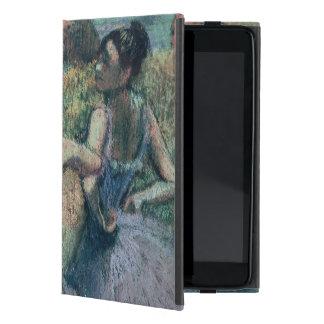 Étui iPad Mini Danseurs d'Edgar Degas | dans la violette